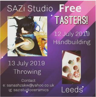 Taster session July 2019